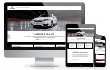 Acura Dealer Association - Responsive Mobile First
